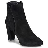Παπούτσια Γυναίκα Μπότες για την πόλη André LEGENDAIRE Black