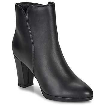 Παπούτσια Γυναίκα Μποτίνια André LEGENDAIRE Black