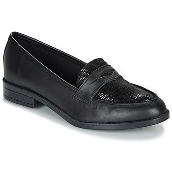 Παπούτσια Γυναίκα Μοκασσίνια André EMERAUDE Black