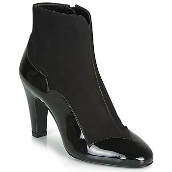 Παπούτσια Γυναίκα Μποτίνια André LA ROMANTIQUE Black
