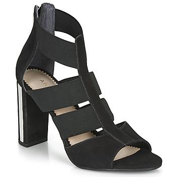 Παπούτσια Γυναίκα Σανδάλια / Πέδιλα André LA  DETERMINEE Black