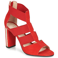Παπούτσια Γυναίκα Σανδάλια / Πέδιλα André LA DETERMINEE Red