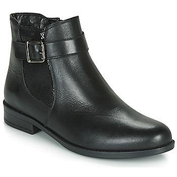 Παπούτσια Γυναίκα Μπότες André ESMERALDA Black