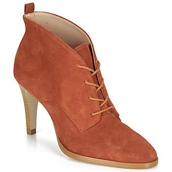 Παπούτσια Γυναίκα Μποτίνια André LITCHI Orange