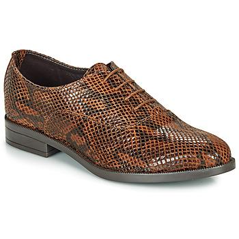 Παπούτσια Γυναίκα Derby André MOBI Brown