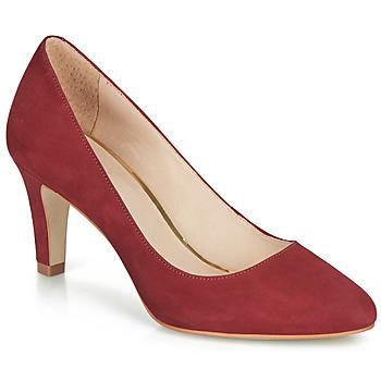 Παπούτσια Γυναίκα Γόβες André LINAS Red