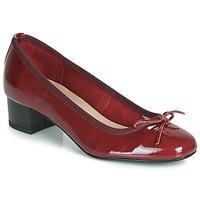 Παπούτσια Γυναίκα Μπαλαρίνες André POEME Red