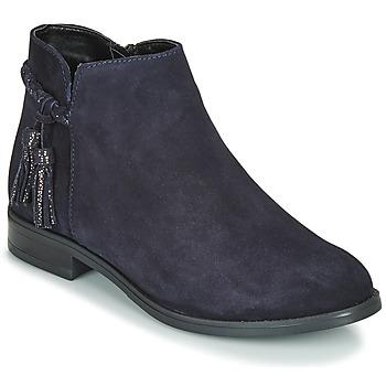 Παπούτσια Γυναίκα Μπότες André MILOU Marine