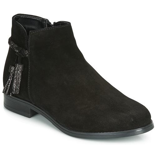 Παπούτσια Γυναίκα Μπότες André MILOU Black