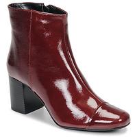 Παπούτσια Γυναίκα Μποτίνια André LANA Red