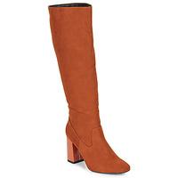 Παπούτσια Γυναίκα Μπότες για την πόλη André LUXURY Orange