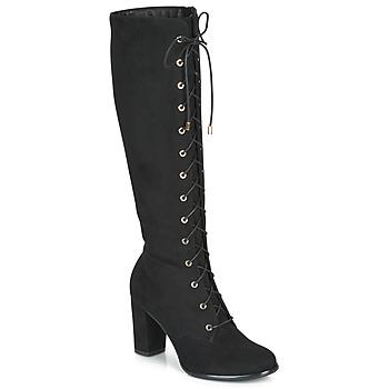 Παπούτσια Γυναίκα Μπότες για την πόλη André LUCETTE Black