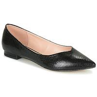 Παπούτσια Γυναίκα Μπαλαρίνες André LISERON Black / Motif