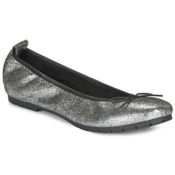 Παπούτσια Γυναίκα Μπαλαρίνες André NANA Argenté