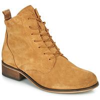 Παπούτσια Γυναίκα Μπότες André GODILLOT Ocre