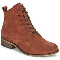 Παπούτσια Γυναίκα Μπότες André GODILLOT Orange