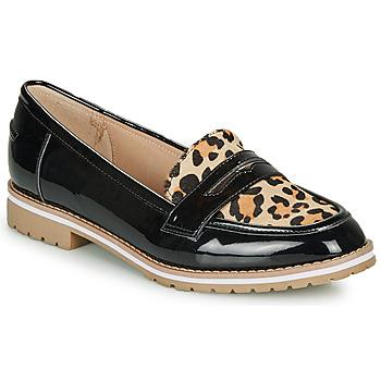 Παπούτσια Γυναίκα Μοκασσίνια André PORTLAND Leopard