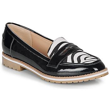 Παπούτσια Γυναίκα Μοκασσίνια André PORTLAND Black / Motif