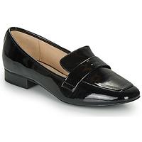 Παπούτσια Γυναίκα Μοκασσίνια André LYS Black / Vernis