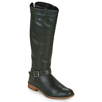 Παπούτσια Γυναίκα Μπότες για την πόλη André ETERNELLE Green