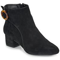 Παπούτσια Γυναίκα Μποτίνια André LOUISON Black