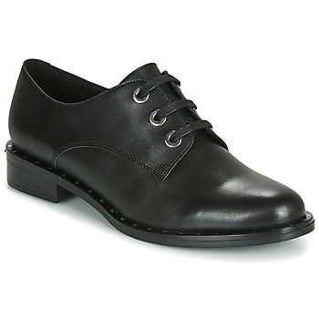 Παπούτσια Γυναίκα Derby André NEWCASTLE Black