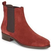Παπούτσια Γυναίκα Μπότες André CHATELAIN Red