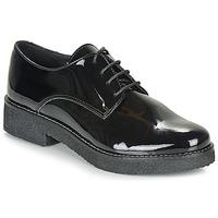 Παπούτσια Γυναίκα Derby André NANEL Black / Vernis