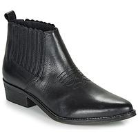 Παπούτσια Γυναίκα Μπότες André MANA Black