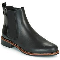 Παπούτσια Γυναίκα Μπότες André LISSANDRO Black