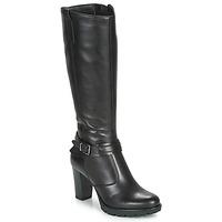 Παπούτσια Γυναίκα Μπότες για την πόλη André NADA Black