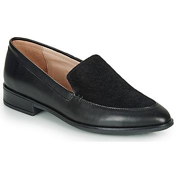 Παπούτσια Γυναίκα Μοκασσίνια André NAY Black