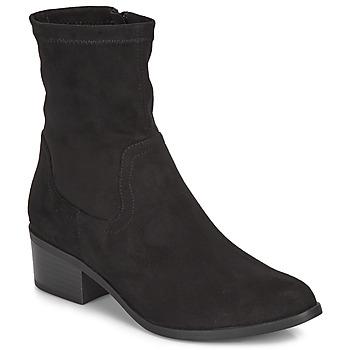 Παπούτσια Γυναίκα Μπότες André NITOUCHE Black