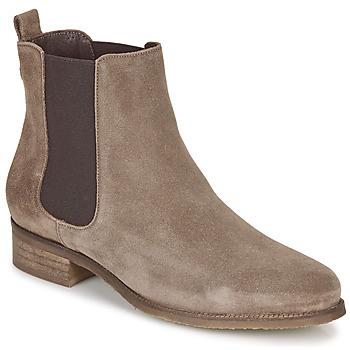 Παπούτσια Γυναίκα Μπότες André CHATELAIN Taupe
