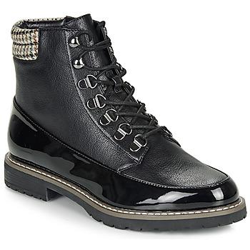 Παπούτσια Γυναίκα Μπότες André ELBROUZ Black