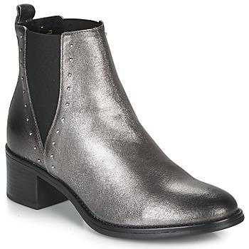 Παπούτσια Γυναίκα Μπότες André NEWBURY Argenté
