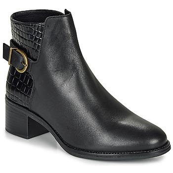 Παπούτσια Γυναίκα Μποτίνια André MIRLITON Black