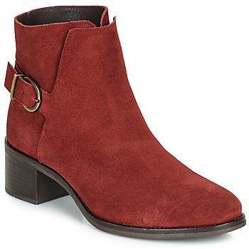 Παπούτσια Γυναίκα Μποτίνια André MIRLITON Red