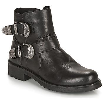Παπούτσια Γυναίκα Μπότες André NORCROSS Black