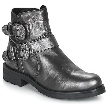 Παπούτσια Γυναίκα Μπότες André NORCROSS Argenté