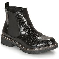 Παπούτσια Γυναίκα Μπότες André NOVA Black / Motif