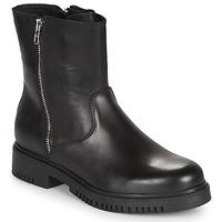 Παπούτσια Γυναίκα Μπότες André NICCOLO Black