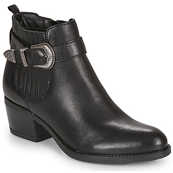Παπούτσια Γυναίκα Μποτίνια André MADAISY Black