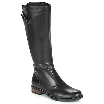 Παπούτσια Γυναίκα Μπότες για την πόλη André MAPEL Black