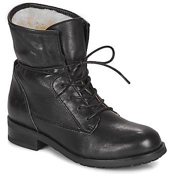 Παπούτσια Γυναίκα Μπότες André NETTY Black