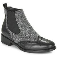 Παπούτσια Γυναίκα Μπότες André EGLANTONE Black