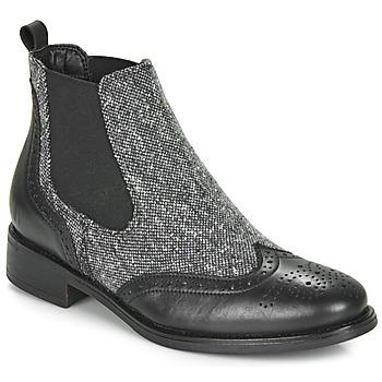 Μπότες André EGLANTONE ΣΤΕΛΕΧΟΣ: Δέρμα & ΕΠΕΝΔΥΣΗ: & ΕΣ. ΣΟΛΑ: Δέρμα & ΕΞ. ΣΟΛΑ: Καουτσούκ