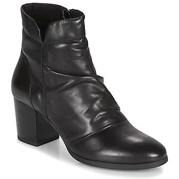 Παπούτσια Γυναίκα Μποτίνια André EBENE Black