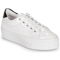 Παπούτσια Γυναίκα Χαμηλά Sneakers André SODA Άσπρο