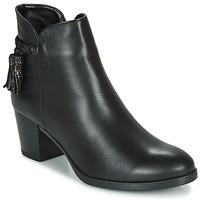 Παπούτσια Γυναίκα Μπότες André MARYLOU Black